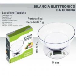 BILANCIA ALIMENTARE MAX 5KG. - B06W