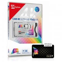 Tele System Cam 4k Tivu'sat 58040115