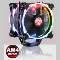 RAIJINTEK  DISSIPATORE CPU LETO PRO RGB2X120MM