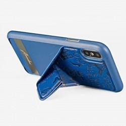 AMOBII COVER IPHONE-X & XS RUSSIA BLU CS-A10RU11-B