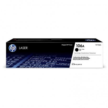 HP TONER ORIGINALE  NERO 106A W1106A 1000 PAGINE