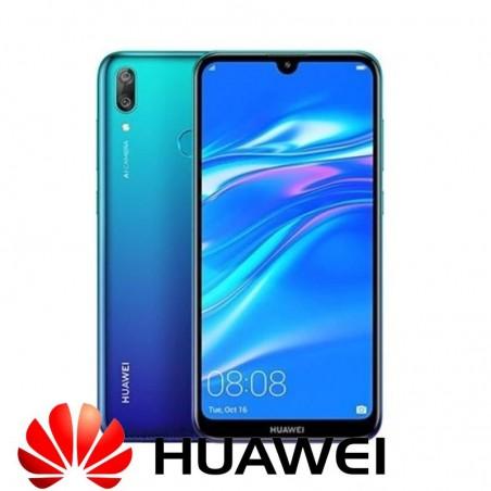HUAWEY DUAL SIM Y7 2019 AURORA BLUE 32GB