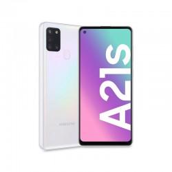 SAMSUNG GALAXY A21S WHITE 32GB