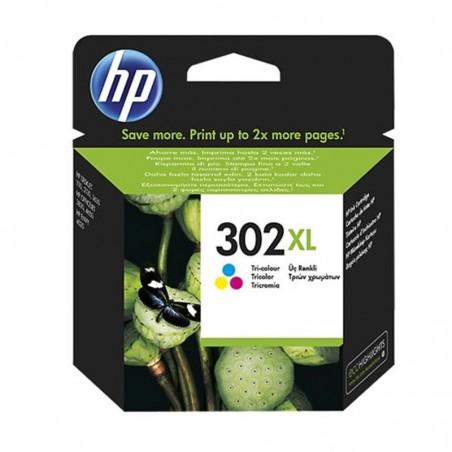 HP CARTUCCIA ORIGINALE 302XL TRI-COLOR