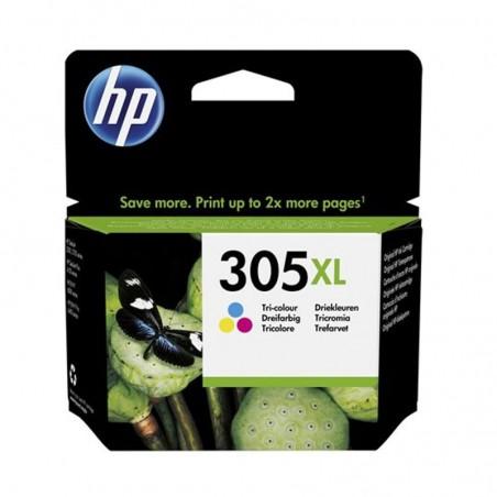 HP CARTUCCIA ORIGINALE 305XL TRI-COLOR