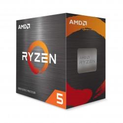 AMD CPU RYZEN 5 5600X BOX AM4 3.6GHZ CON WRAITH