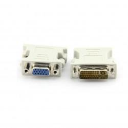TRUSTECH ADATTATORE DVI M 24+1 VGA F LG-DVIC-005B
