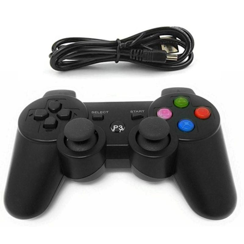 JOYPAD WIRED PS3 & PC CONTROLLER GAME DOPPIA VIBRA