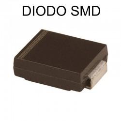 DIODO SR240 ( SS24 ) SCHOTTKY  2A 40V SMD