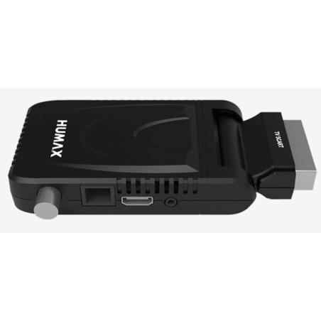HUMAX HD-2021T2 RICEVITORE DVB-T2 HEVC 10BIT
