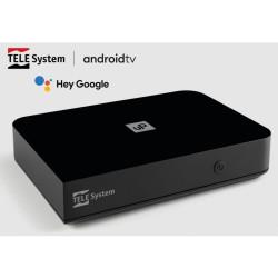 Telesystem Decoder Digitale Terr Up T2 4k Black 21