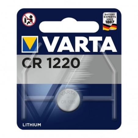 VARTA 48054 CR1220 BATTERIA A BOTTONE AL LITIO
