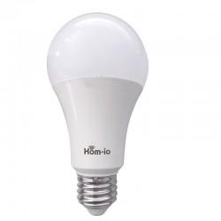 HOM-IO LAMPADA WIFI -10W - DINW - E27 - 1050LM