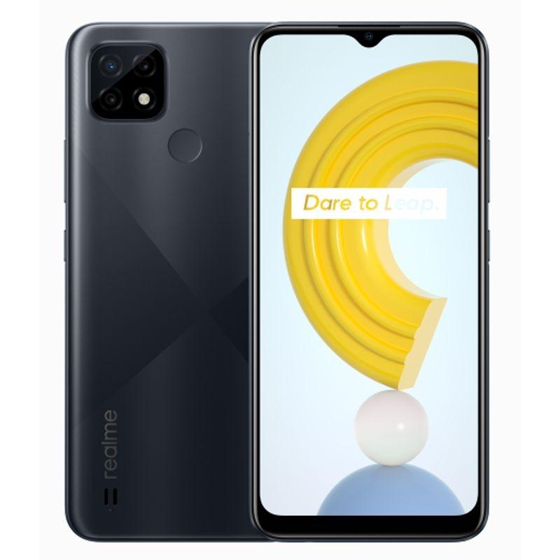 REALME SMARTPHONE 6,5 C21 4/64GB ANDR.10 4G NERO