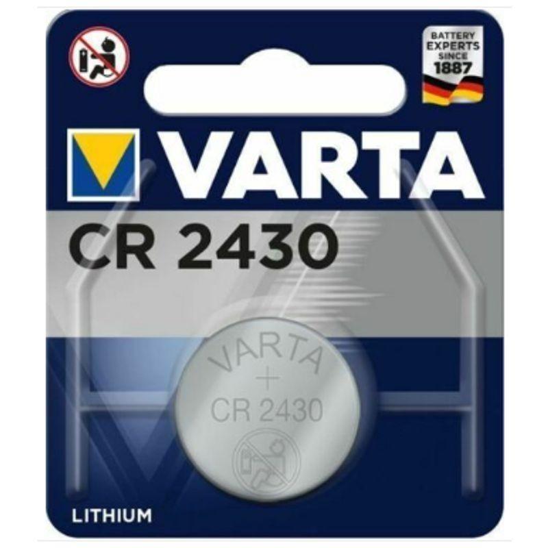 VARTA PILA AL LITIO CR 2430  3V