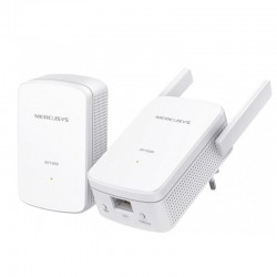 Mercusys Powerline Av1000 Wifi 300n Kit Mp510kit